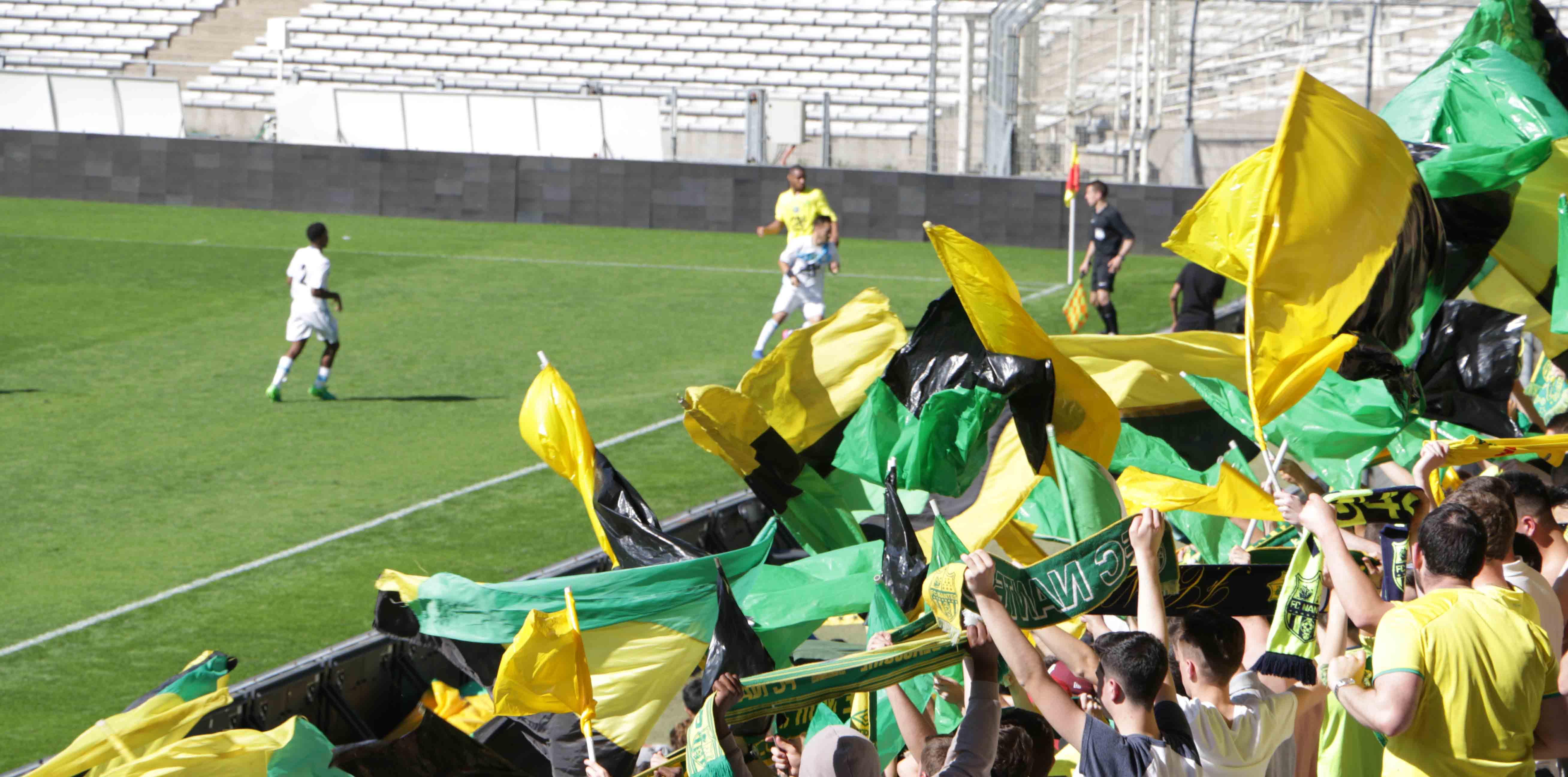 FC Nantes OM La Beaujoire Gambardella