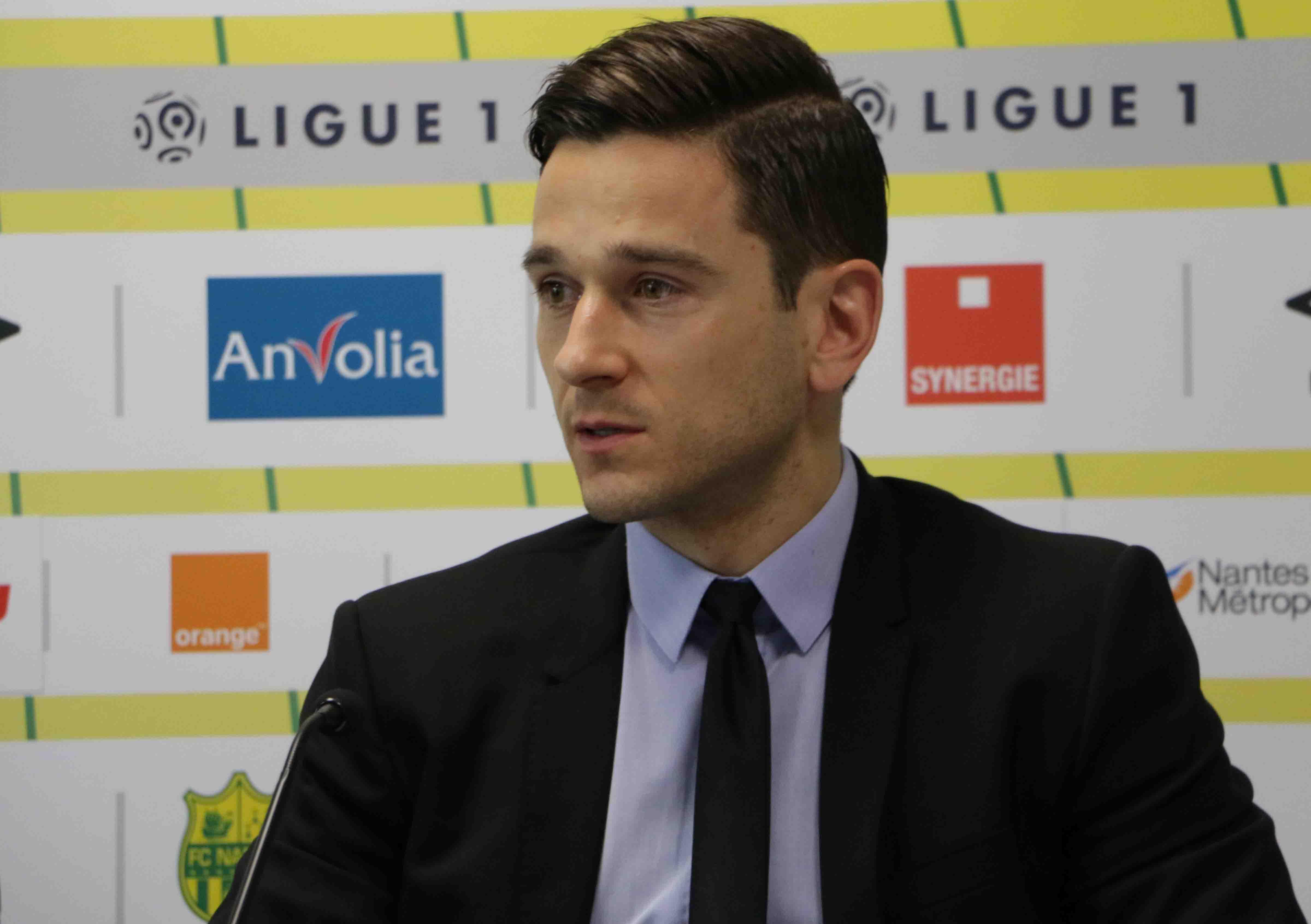 FC Nantes Tribune Loire