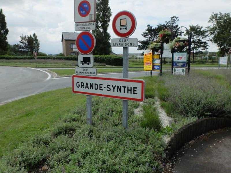 Grande-Synthe_-_Panneau_d'entrée