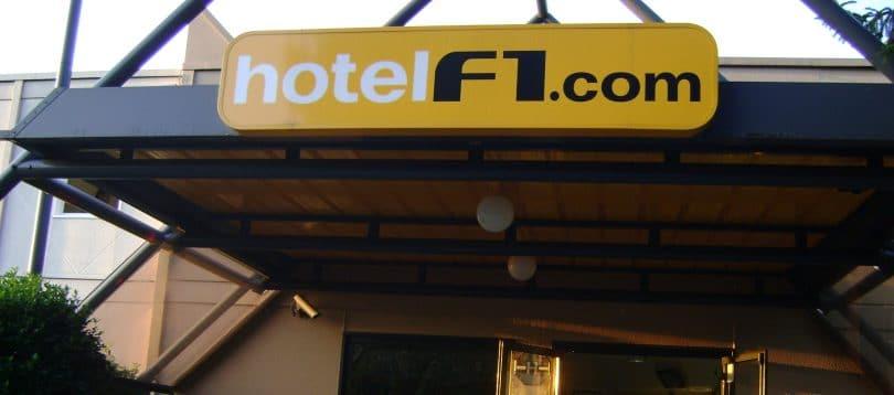 Formule 1 F1 Hôtels