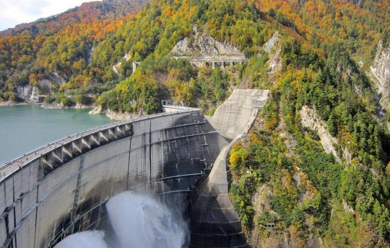 Saint-Aignan (56). Exposition itinérante sur le thème des « Grands barrages du Monde »