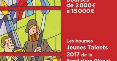 bourses-glenat-2017