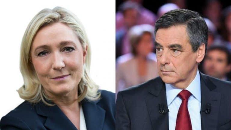 Election présidentielle. Marine Le Pen et François Fillon sont les chouchous des sympathisants de La Manif pour Tous
