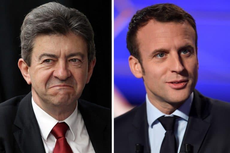 Election présidentielle. Macron et Mélenchon arrivent en tête en Bretagne administrative