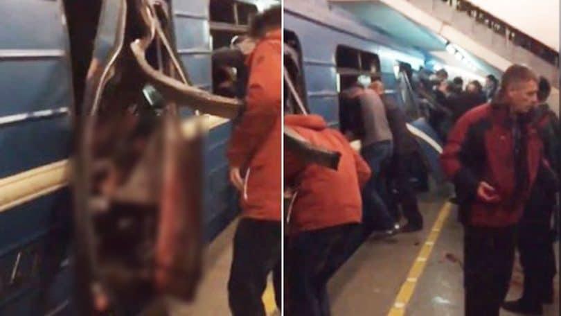 Dakar condamne l'explosion dans le métro de Saint-Pétersbourg