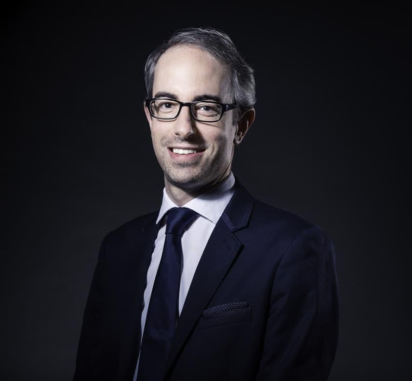 Julien Bainvel Législatives Nantes