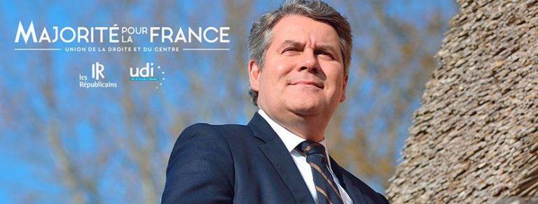 Loire-Atlantique. Franck Louvrier (LR-UDI) entre pragmatisme et défense des valeurs de la droite