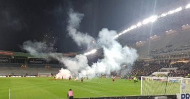 FC Nantes Guingamp FCNEAG Incidents