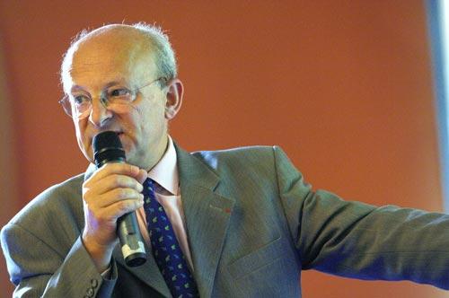 Locarn. Jacques Gravereau en conférence sur la Chine et sa puissance