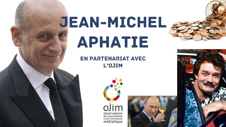 I-Média déboulonne Jean-Michel Aphatie