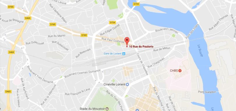 Squat Lorient Poulorio