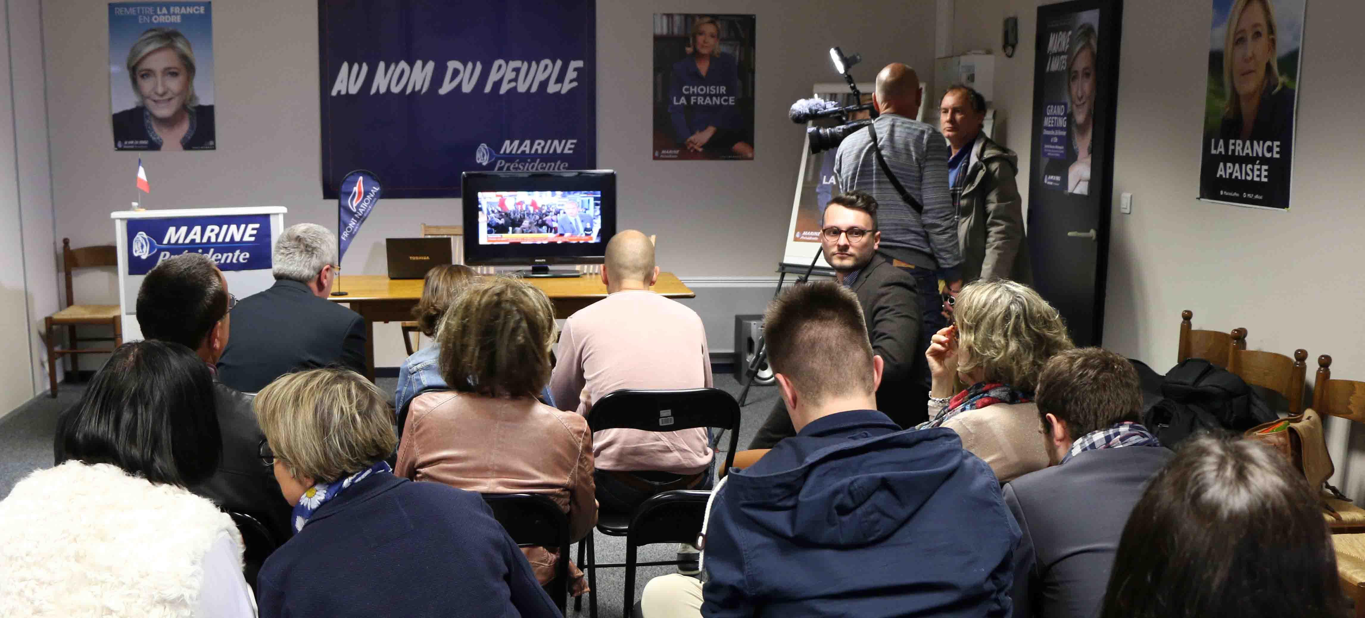 Nantes FN Loire-Atlantique Présidentielle