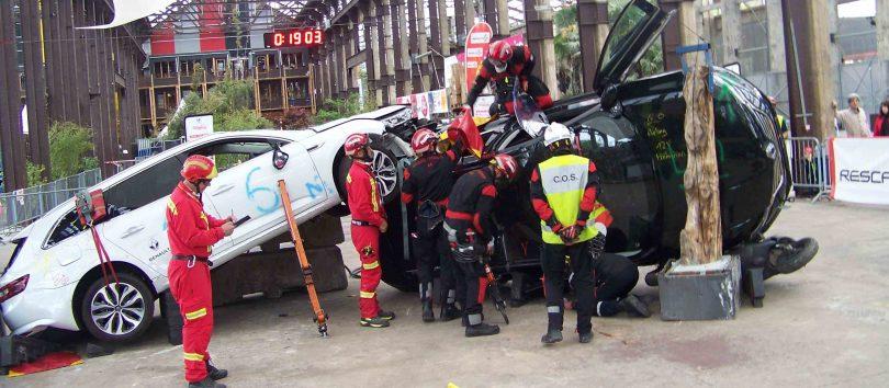 Challenge Sapeurs-pompiers