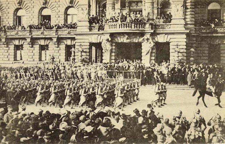 « Les Français en guerre de 1870 à nos jours » : un livre de François Cochet [Interview]
