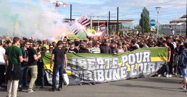 FC Nantes Guingamp FCNEAG Incidents