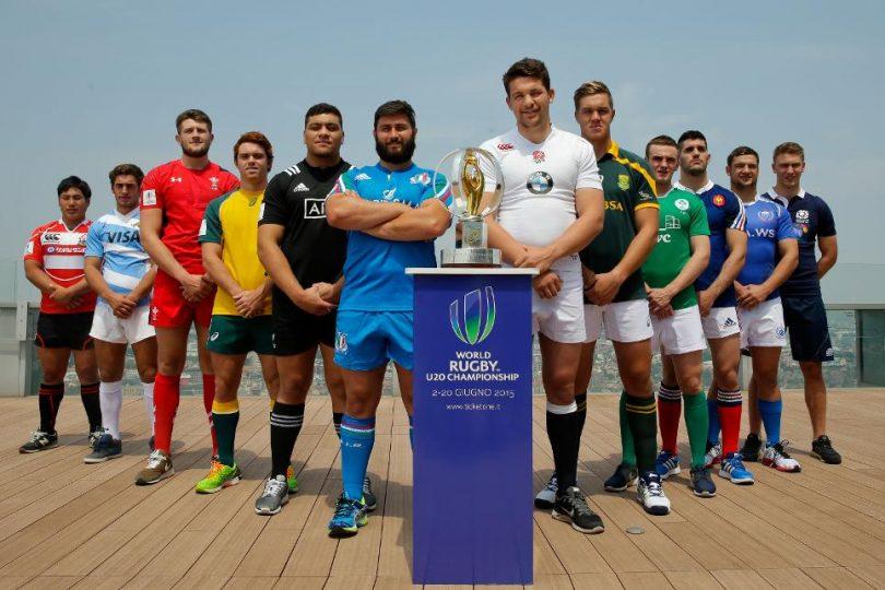 Rugby l 39 exploit de l 39 italie contre l 39 irlande en championnat du monde des u20 - Coupe du monde de rugby u20 ...