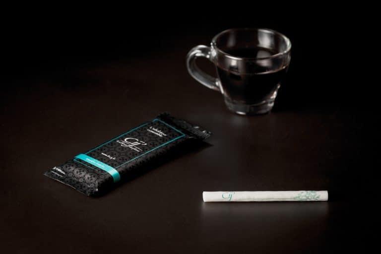 La Cij' : une cigarette sans tabac..et sans fumée !