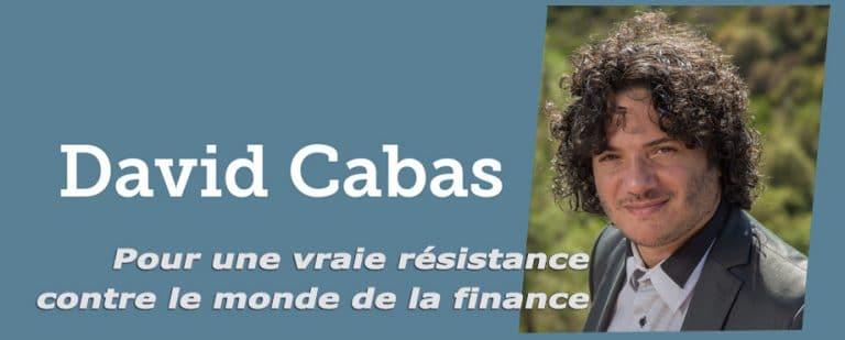 Ploërmel, législatives. David Cabas : « Paul Molac a tout de l'opportuniste de Jacques Dutronc » [Interview]