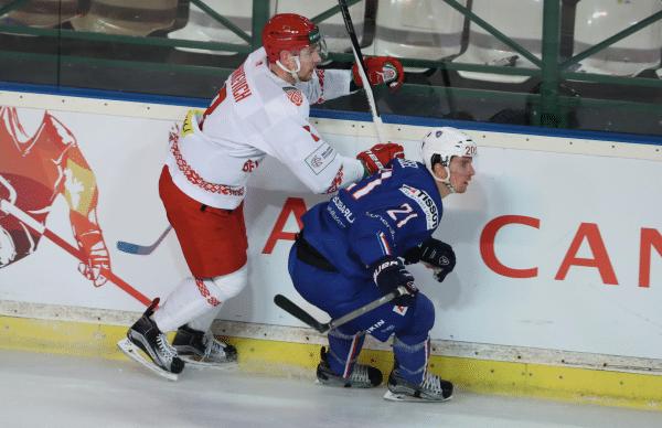 Hockey sur glace. La Biélorussie prend sa revanche sur la France en préparation