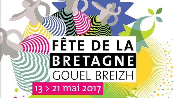 La fête de la Bretagne, du 13 au 21 mai 2017
