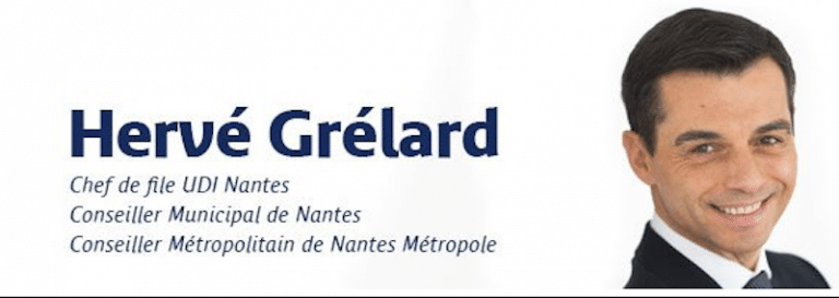 Hervé Grélard (UDI): «je ne suis pas candidat en Loire-Atlantique et je ne suis ni aigri, ni frustré»