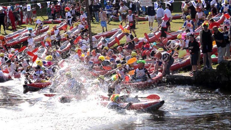 Inzinzac-Lochrist (56). Les 24h du Kayak se dérouleront le 2, 3 et 4 juin
