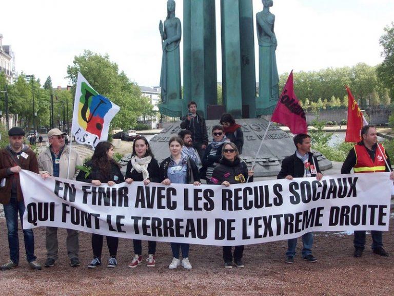 Nantes. Un 1er mai syndical maigre et dispersé