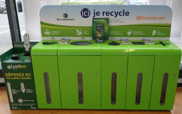 Forte hausse de la collecte et du recyclage en Bretagne