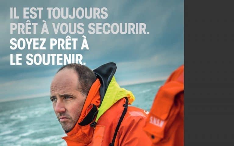 #GIVINGTUESDAY : Mobilisez-vous pour les Sauveteurs en Mer !