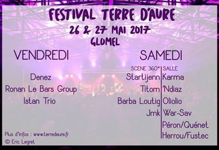 Glomel. Musique bretonne et engagement les 26 et 27 mai