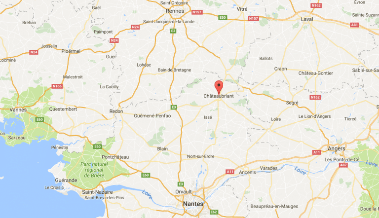 Châteaubriant (44). Un Tchétchène blessé en fabriquant une arme