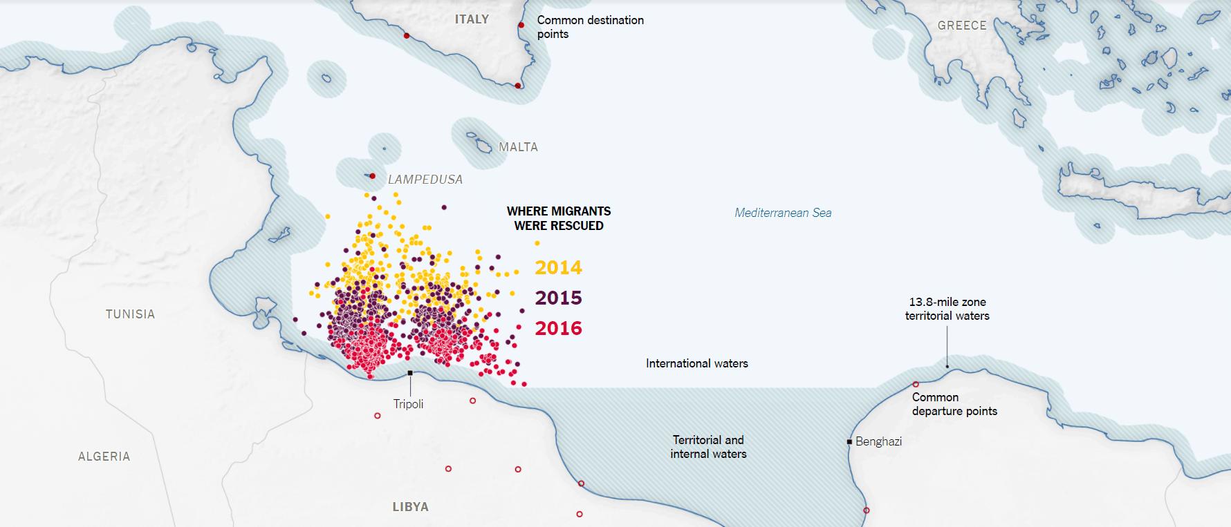 Migrants Libye ONG