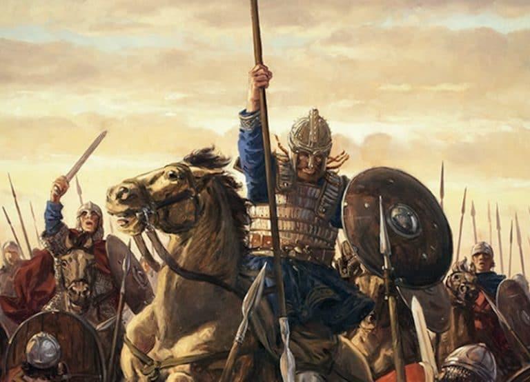Bande dessinée. Histoire de la Bretagne volume 2 : Breizh, une nouvelle terre