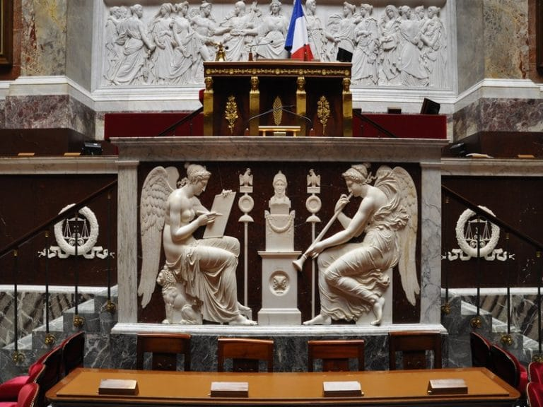 François de Rugy au perchoir: «jusqu'où ne monterai-je pas?»