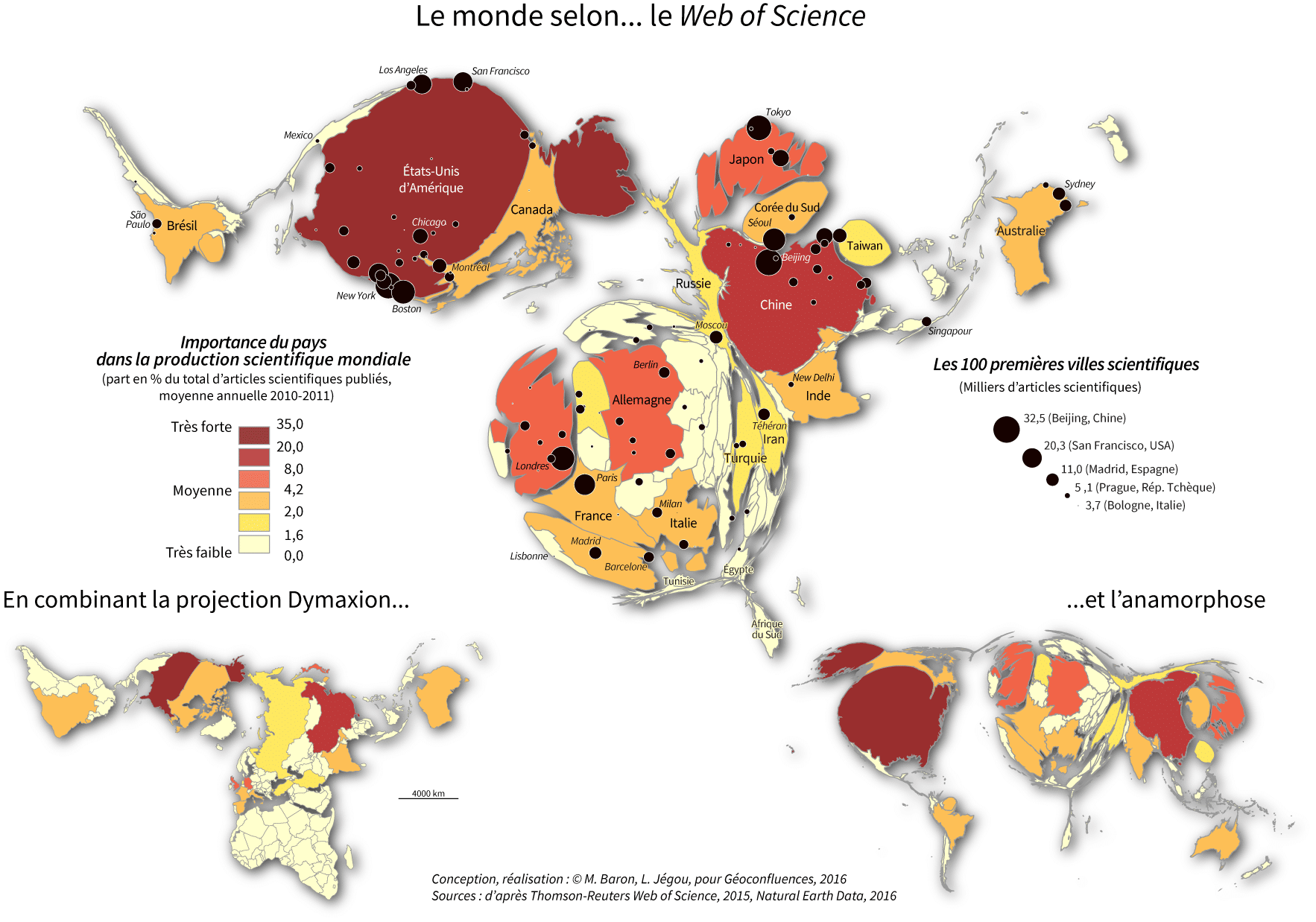 Publications scientifiques Science Afrique
