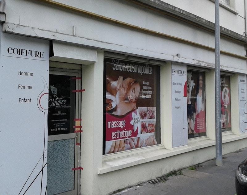 Nantes le salon de coiffure afro tait en fait une for Chip salon de coiffure