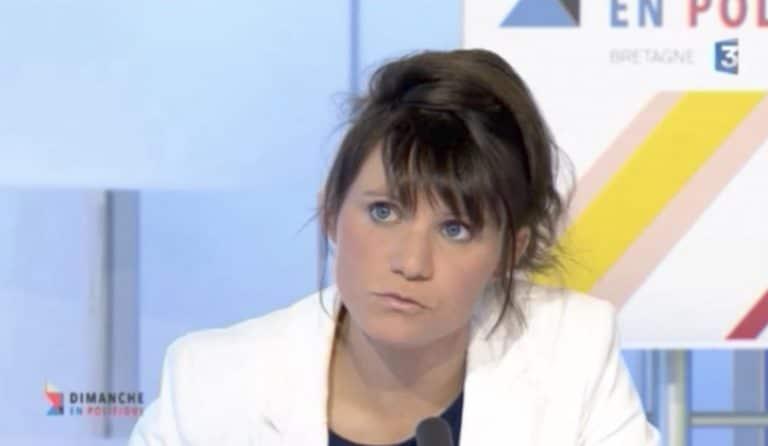 Morlaix. Sandrine le Feur élue député malgré de (très) grosses lacunes [ Vidéo ]