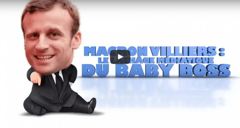 I-Média #161 : Macron – Villiers, le lâchage médiatique du baby boss
