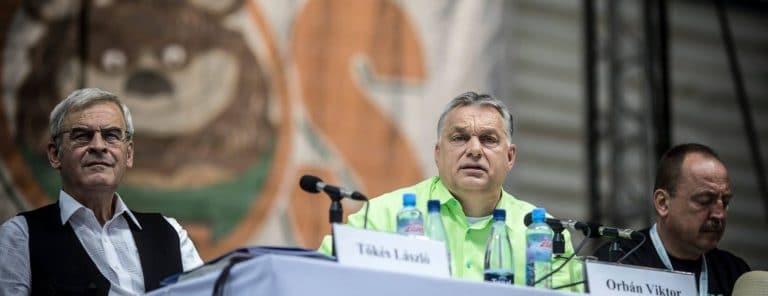 Orbán : « La question des décennies à venir : l'Europe appartiendra-t-elle aux Européens ? »