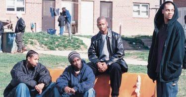 Baltimore Criminalité noire homicides