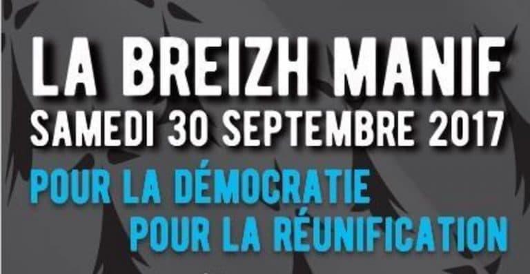 Breizh Manif : « Bretagne réunie se plie aux injonctions de l'extrême gauche »