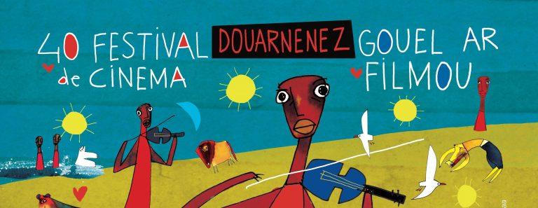 Cédric Herrou en Bretagne au festival militant (et subventionné) de cinéma de Douarnenez