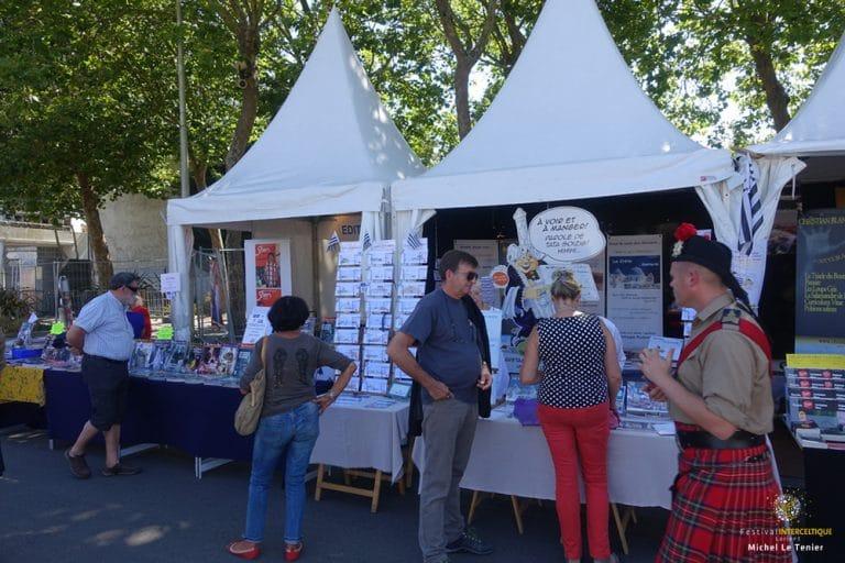 Lorient. La littérature s'invite au Festival interceltique