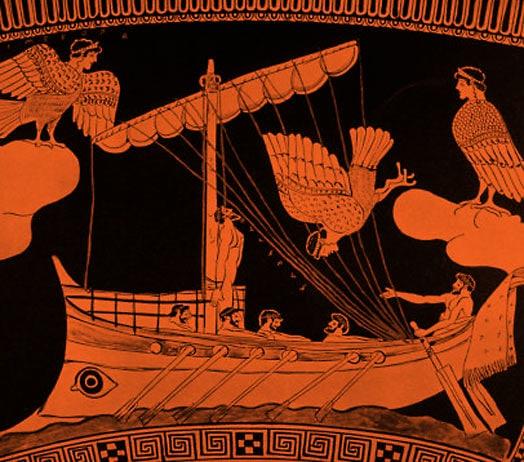 Un été avec Homère. Tout l'été, Sylvain Tesson raconte l'Iliade et l'Odyssée