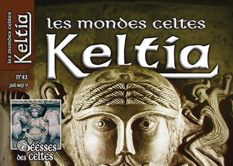 Keltia magazine n°43 : Lug, le dieu irlandais à l'honneur !