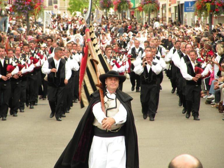 Lorient. La grande parade des nations celtes retransmise sur France 3