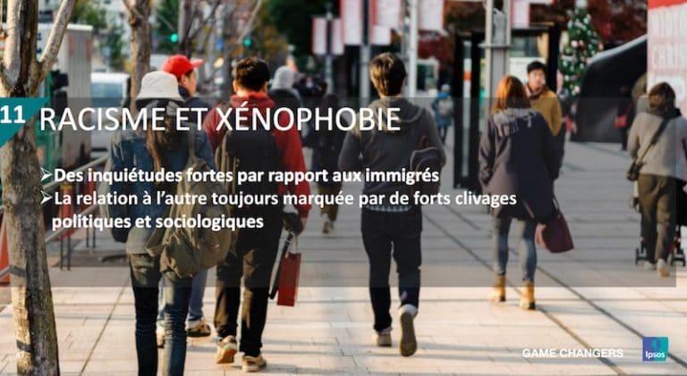 Fractures française 2017 : rejet de l'islam, du monde politique et de l'immigration