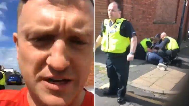 Vidéo. Des fans du Celtic Glasgow attaquent Tommy Robinson (ex-EDL)