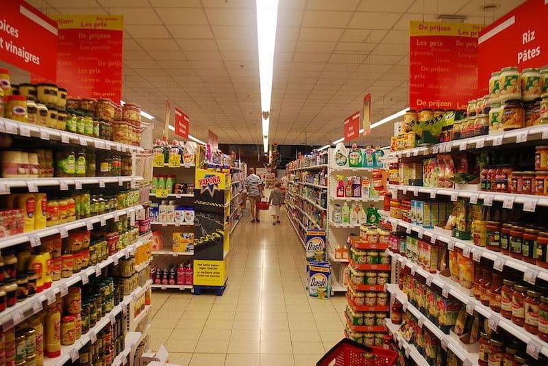 supermarche
