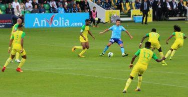 FC Nantes OM Marseille Beaujoire